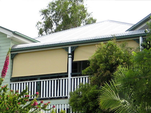 Outdoor Awnings and Blinds