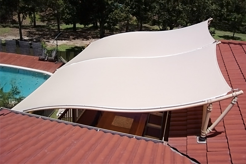 Waterproof Shade Structures Sydney