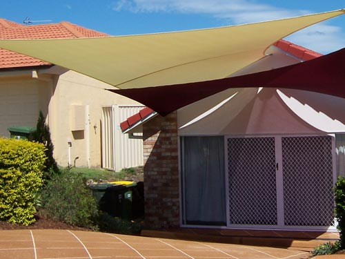 shade sails, gold coast shade sails, shade sails gold coasts, hunter canvas