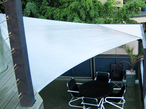 Waterproof Shade Sails
